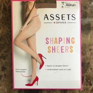 Assets by SPANX Shaping Sheer Tights